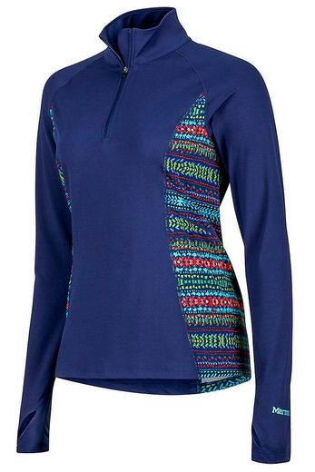 Marmot Shirt Meghan 1/2 Zip Shirt Women