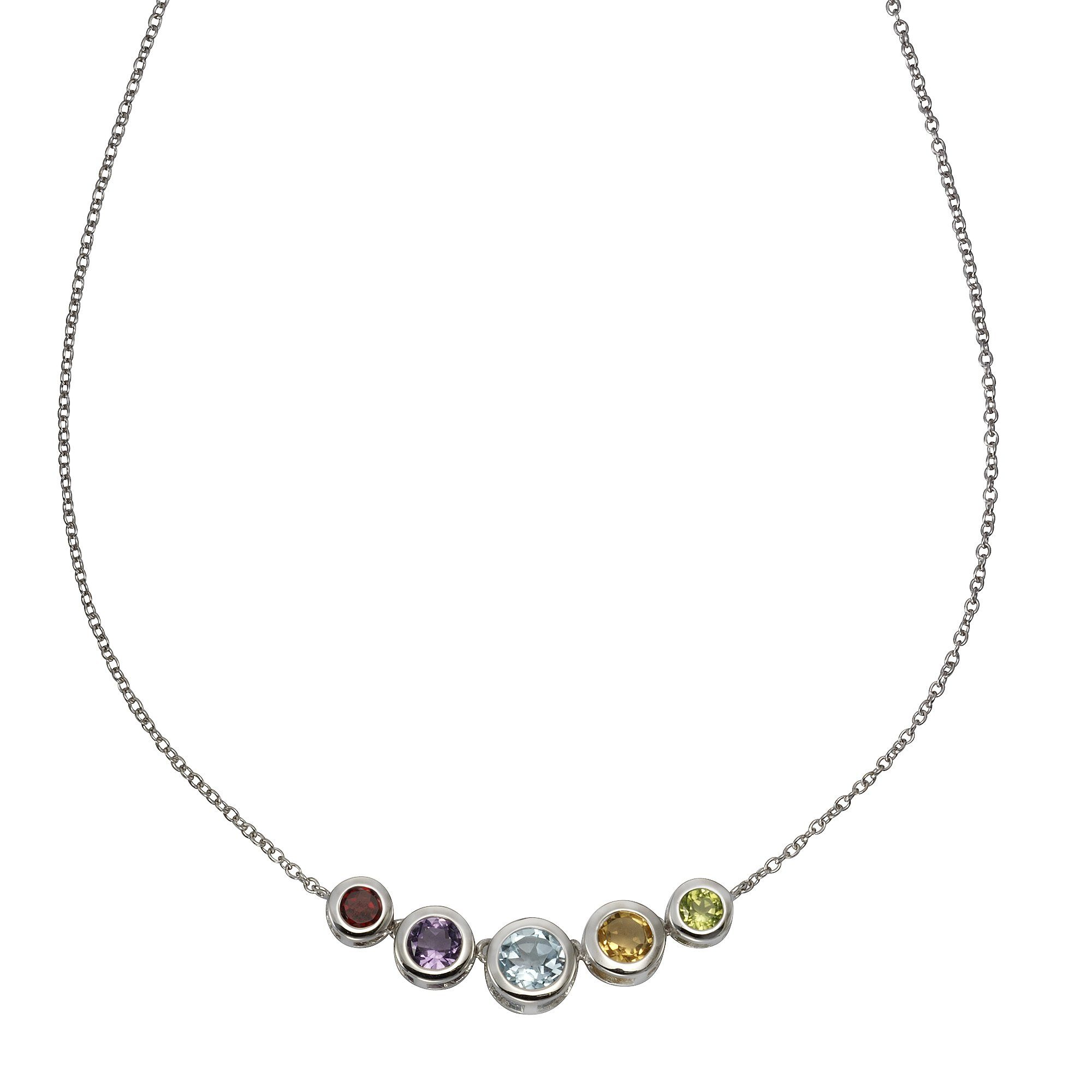 Zeeme Collier »925/- Sterling Silber«