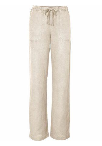 CASUAL брюки с лен