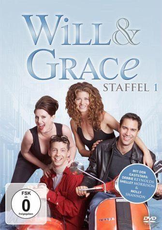 DVD »Will & Grace - Staffel 1«