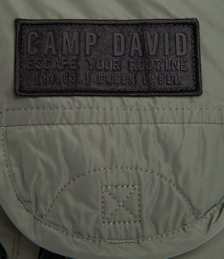 CAMP DAVID Parka