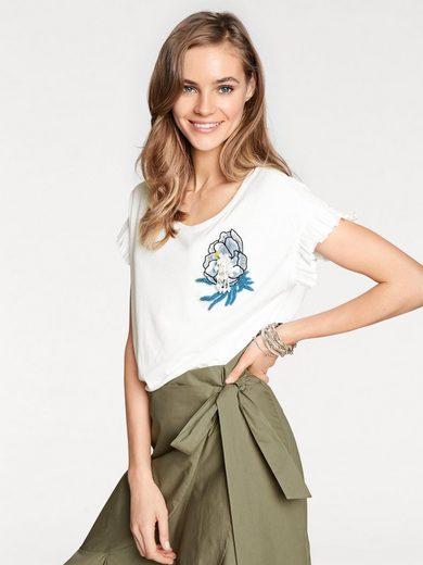 RICK CARDONA by Heine T-Shirt mit Schmuckdetail