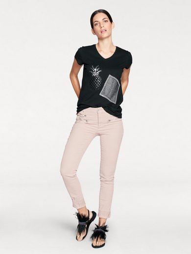 RICK CARDONA by Heine T-Shirt mit Nietenbesatz