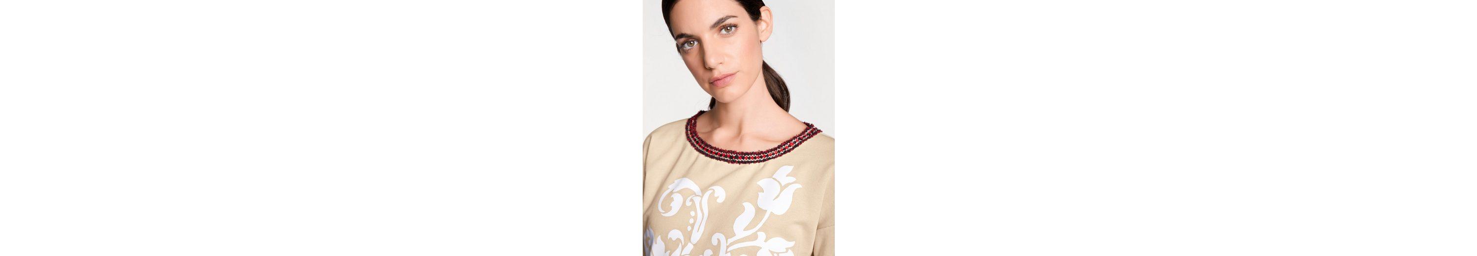 Kostenloser Versand Shop Bester Großhandelsverkauf Online RICK CARDONA by Heine Oversized-Shirt mit Frontdruck Bilder Im Internet BDDLxIi