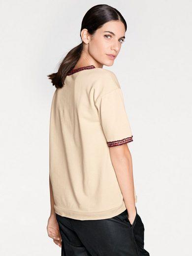 RICK CARDONA by Heine Oversized-Shirt mit Frontdruck