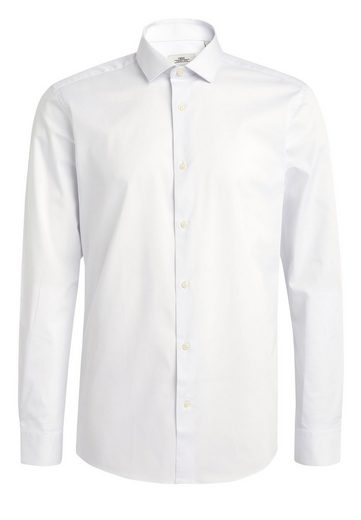 Next Easy Care Slim-fit Shirt With Stretch