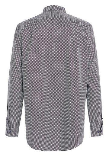 Next Gemustertes Regular-Fit Hemd