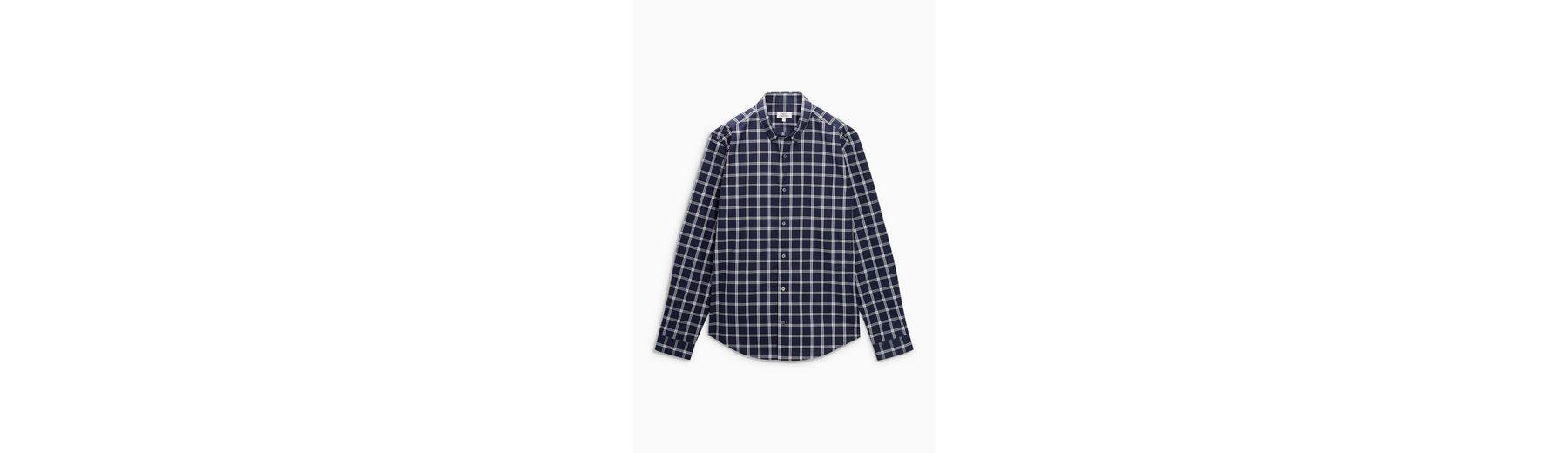 Next Elegantes Langarmhemd mit Karomuster Spielraum Mode-Stil Fabrikpreis Verkauf Perfekt Verkauf Großer Diskont eznaKH