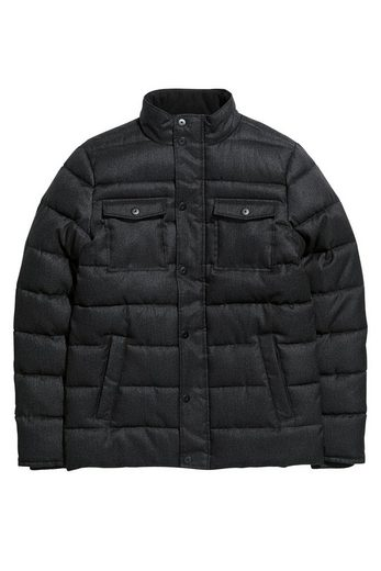 Next Wattierte Jacke mit Trichterkragen