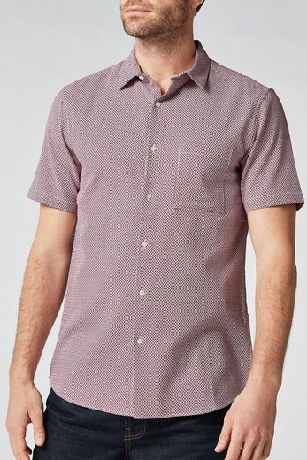 Next Structured Short-sleeved Shirt