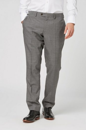 Next Modular-pinstripe-slim-fit Suit Trousers
