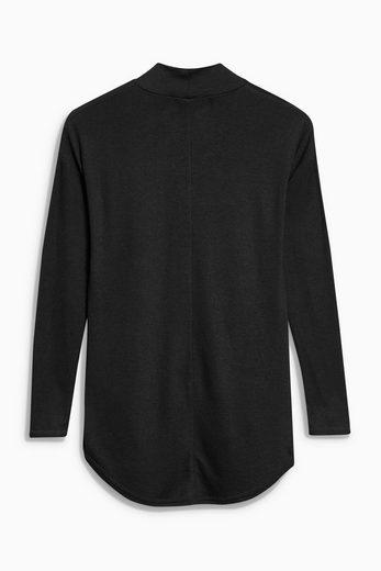 Next Hochgeschlossenes Langarm-Shirt