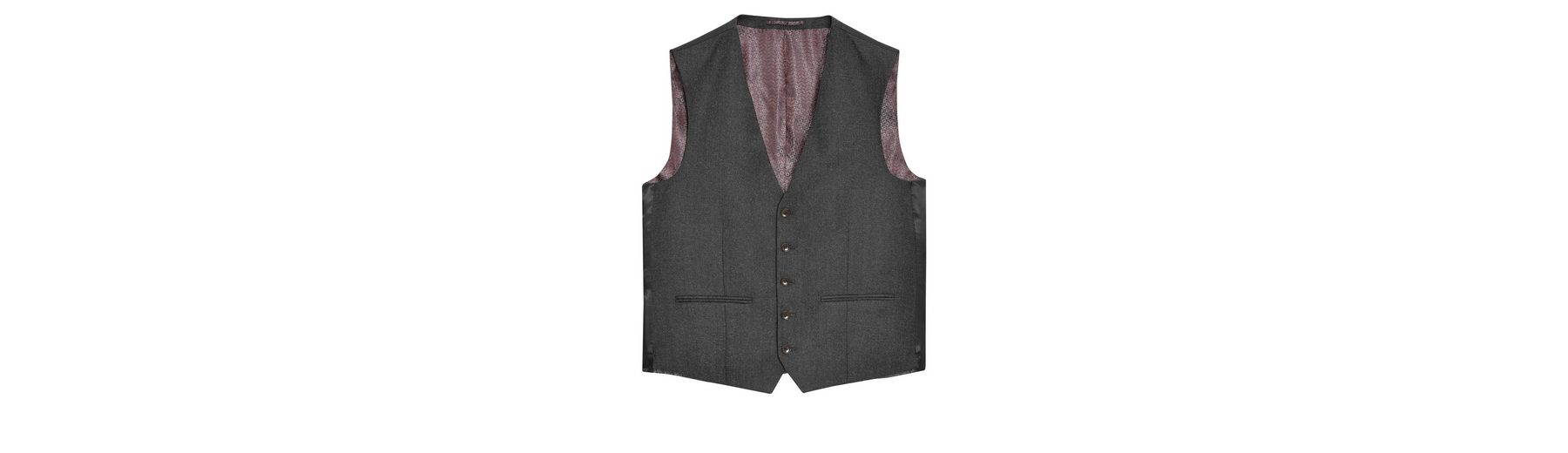 Next Strukturierter Anzug: Weste Billige Schnelle Lieferung hmnQJ