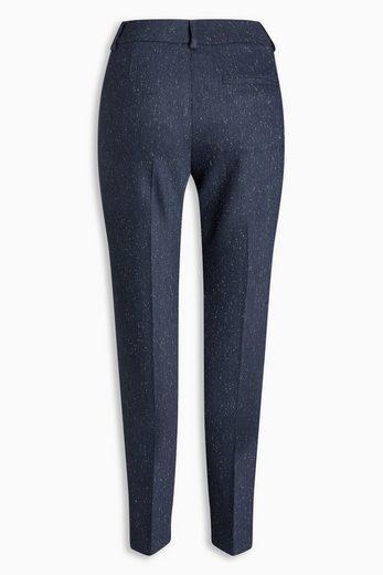 Next Hose aus Noppengarn mit schmal zulaufendem Bein