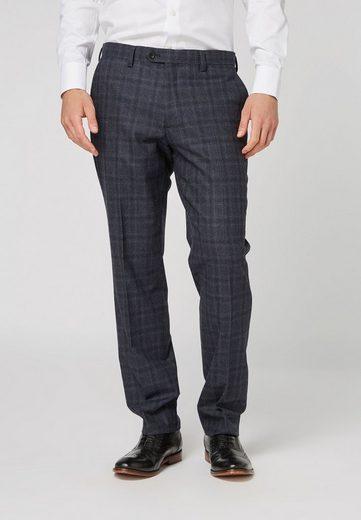 Next Glencheck-tailored-fit Modular Suit Pants