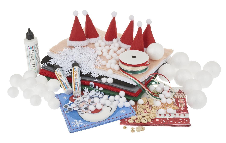 """VBS Hobby-Box """"Weihnachten"""" 760 Teile"""