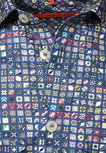 Signum Super Soft! Icon Shirt With Mosaic Print