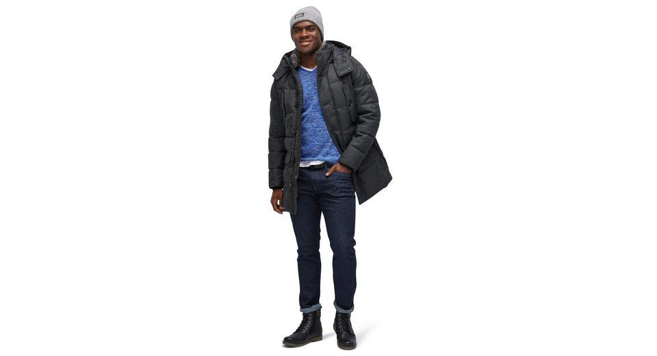 Tom Tailor Allwetterjacke Steppjacke mit mehreren Taschen Shop Für Verkauf 1VPeoRPAj