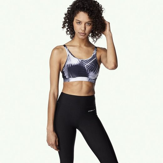 O'Neill Sporttop Active mesh insert bra top