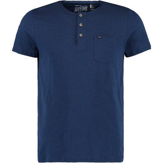 Oneill T-shirts Kurzärmlig Crics Base Henley T-shirt