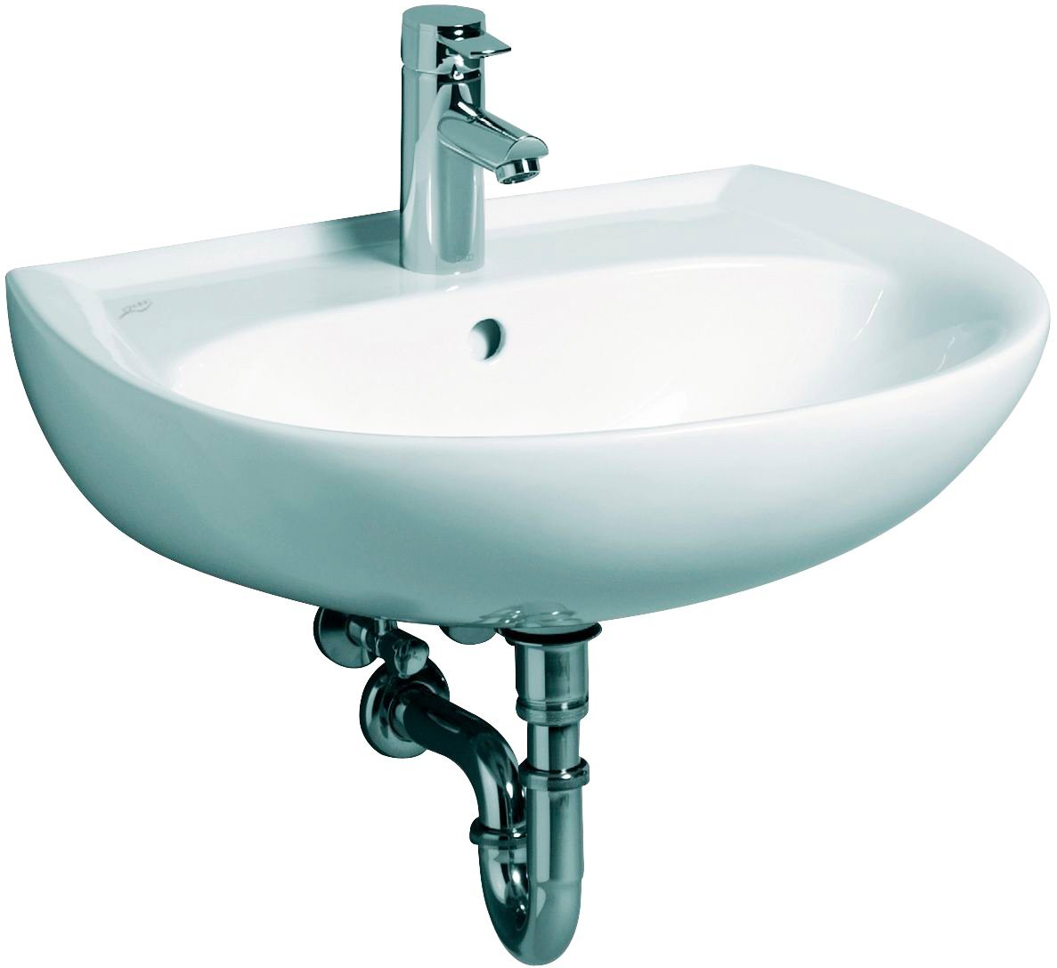KERAMAG Waschbecken »Renova Nr. 1«, Breite 60 cm, mit Kera-Tect® | Bad > Waschbecken | KERAMAG