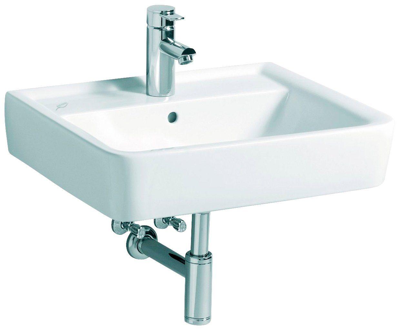 KERAMAG Waschbecken »Renova Nr. 1 Plan«, Breite 55 cm