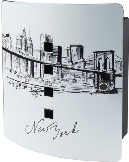 BURG WÄCHTER Schlüsselkasten »6204/10 Skyline NY«