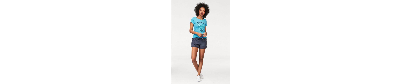 KangaROOS T-Shirt, im Allover- oder mit Front-Druck
