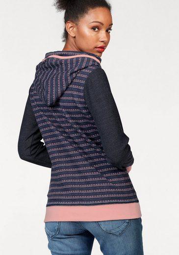 Kangaroos Sweatshirt, With Double Collar