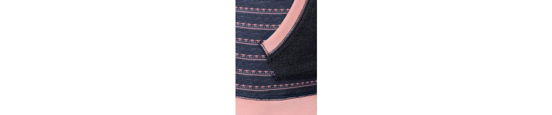 KangaROOS Kapuzensweatshirt, mit doppeltem Kragen