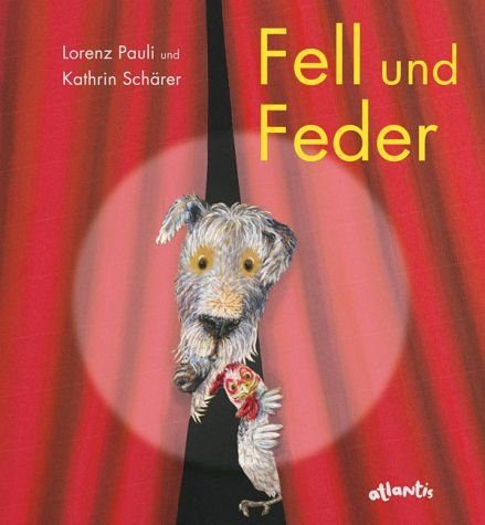 Gebundenes Buch »Fell und Feder«