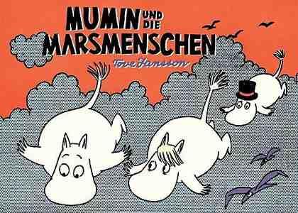 Gebundenes Buch »Mumin und die Marsmenschen«