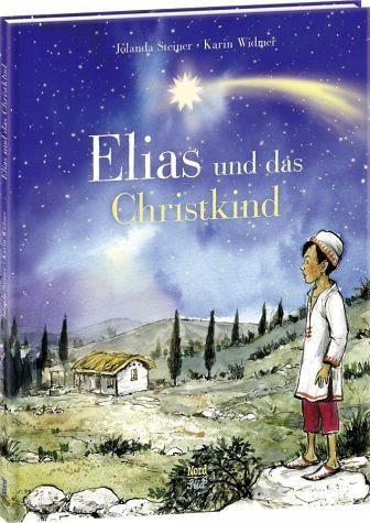 Gebundenes Buch »Elias und das Christkind«