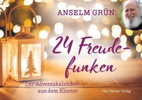Broschiertes Buch »24 Freudefunken«