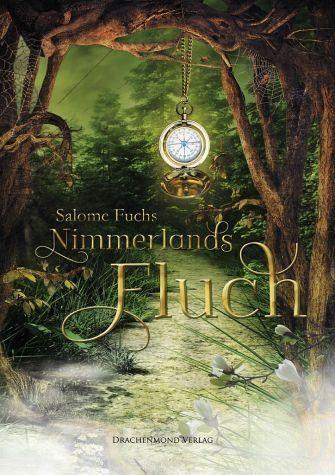 Broschiertes Buch »Nimmerlands Fluch«
