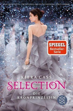 Broschiertes Buch »Die Kronprinzessin / Selection Bd.4«