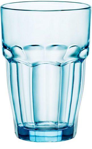 van Well Glas »ROCK BAR LOUNGE«, Glas, 6-teilig
