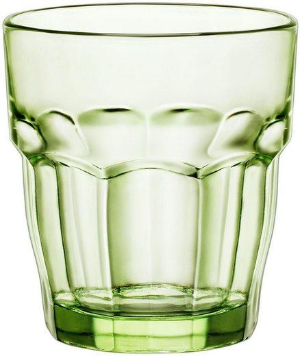 van Well Whiskyglas »ROCK BAR LOUNGE«, Glas, 6-teilig