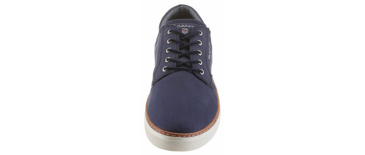 Gant Footwear Bari Sneaker, mit brauner Paspelierung an der Sohle