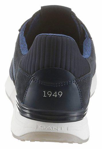 Gant Footwear Andrew Sneaker, im modischen Running-Look