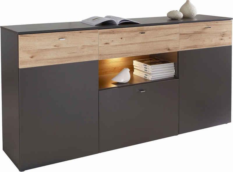 FORTE Sideboard, Breite 195 cm