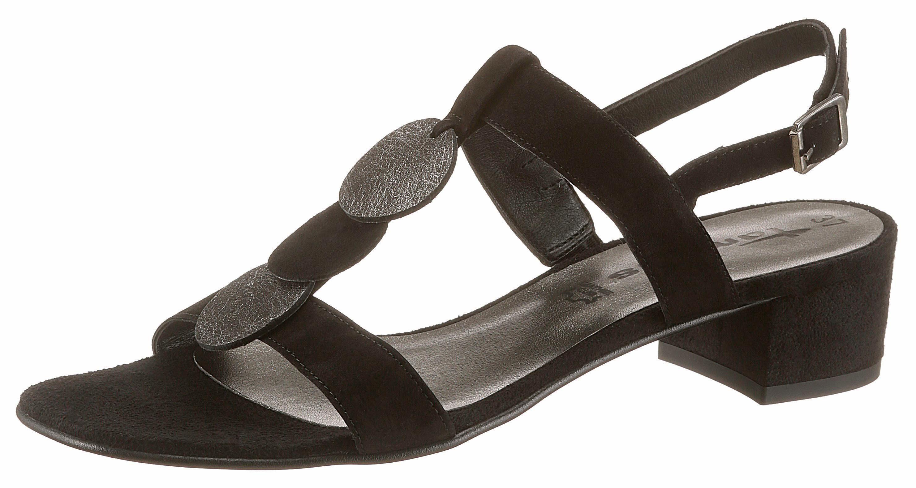 Tamaris Sandalette, im eleganten Design kaufen  schwarz