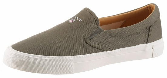 Sneaker Héros De Chaussures Gant, Avec Logo Brodé
