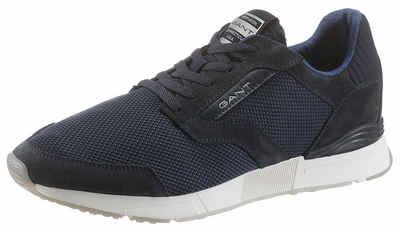 Gant Footwear Sneaker, mit seitlichem Logo, blau, 40 40