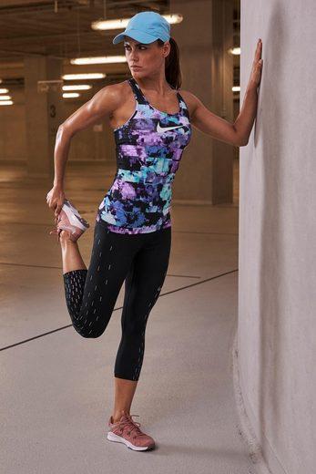 Nike Funktionstights WOMEN NIKE PRO CAPRI LNR RAINDROP GRX