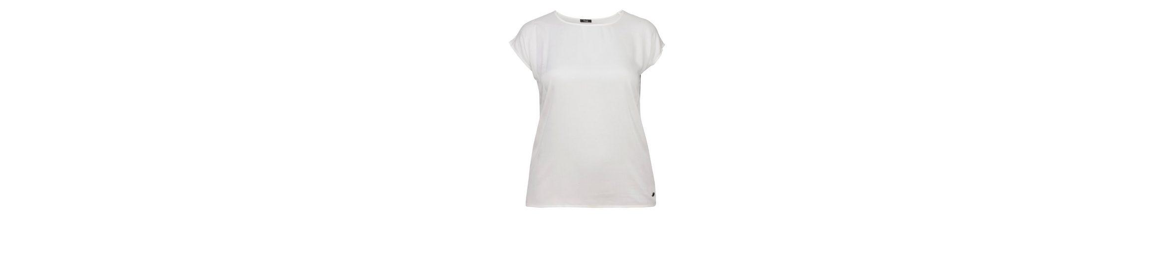 FRAPP Basic Shirt im Casual-Look Billig Verkauf 100% Garantiert Discounter Mode-Stil Zu Verkaufen fIXG3W5knV