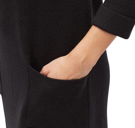Tom Tailor A-Linien-Kleid Kleid mit Taschen