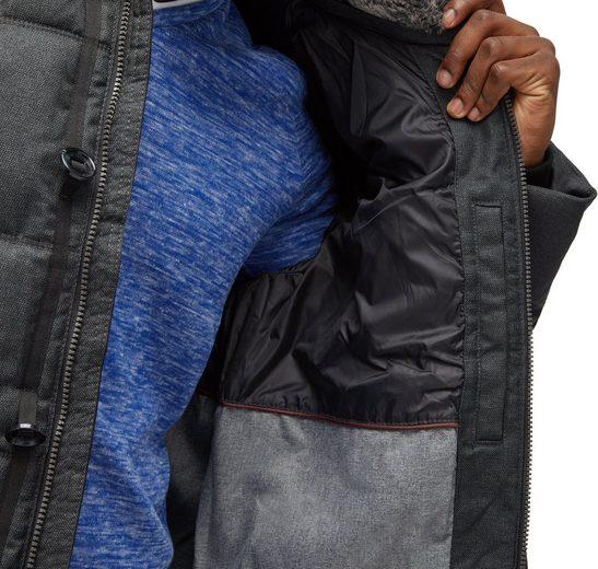 Tom Tailor Allwetterjacke Steppjacke mit mehreren Taschen