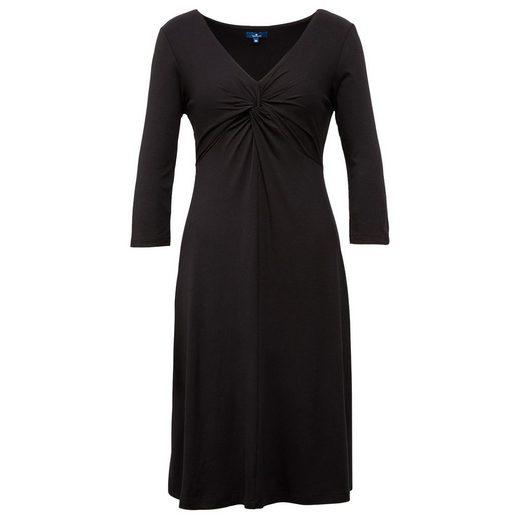 Tom Tailor A-Linien-Kleid mit Knoten-Detail