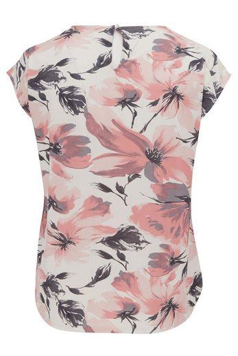 Belloya Print-Shirt, mit Blumen